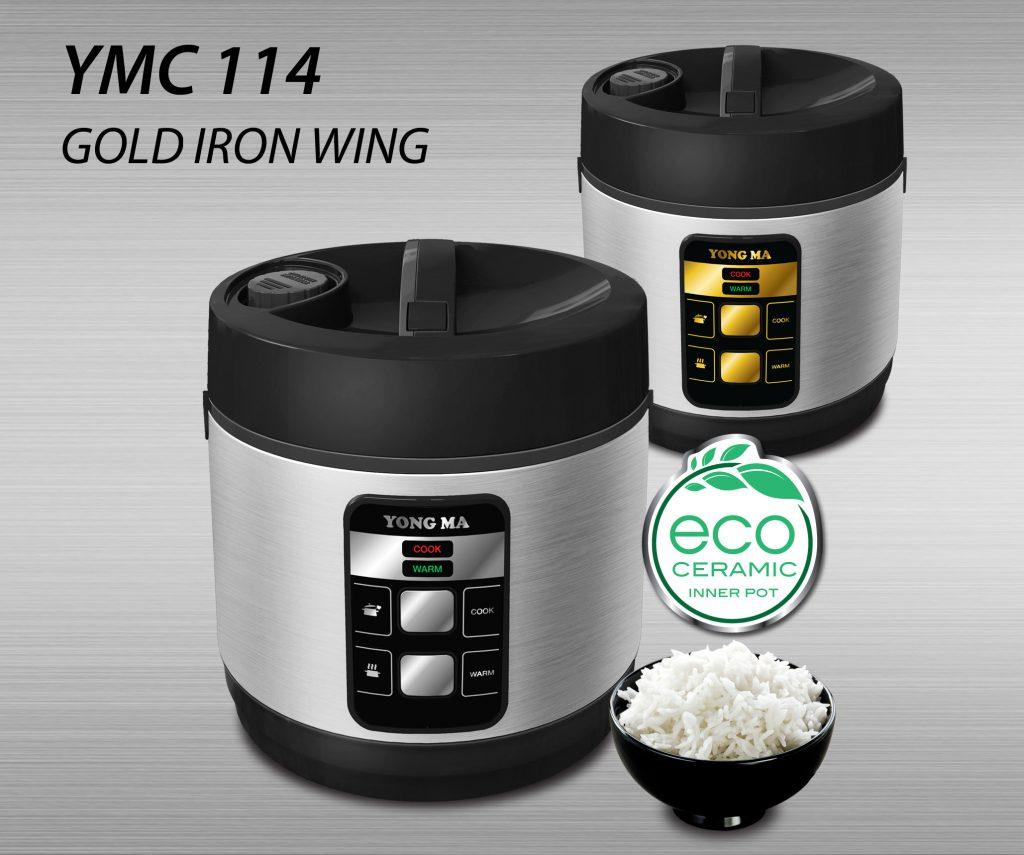 Yong Ma Ymc 114 Magic Com Rice Cooker Digital Mc Scoop Yang Bisa Berdiri Setelah Digunakan Dapat Diletakkan Di Mana Saja Secara Cup Measurement Cangkir Pengukur